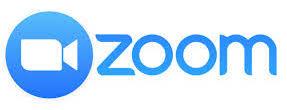 Logo Videokonferenzsystem Zoom