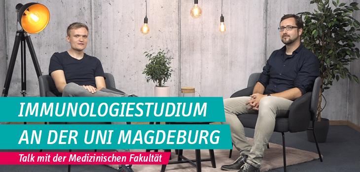 Talk mit der Medizinischen Fakultät (Video)
