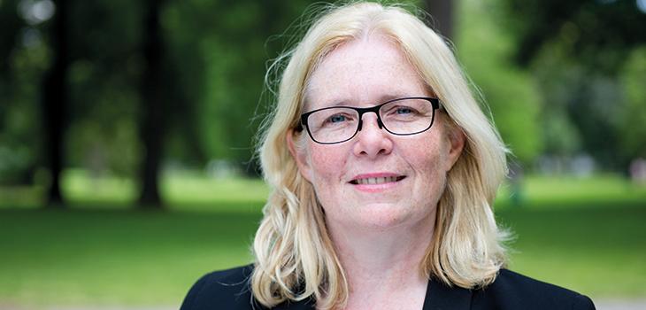 Portraitfoto Prof. Dr. Ellen Matthies