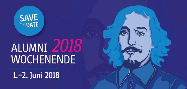 Save the date Alumni Wochenende
